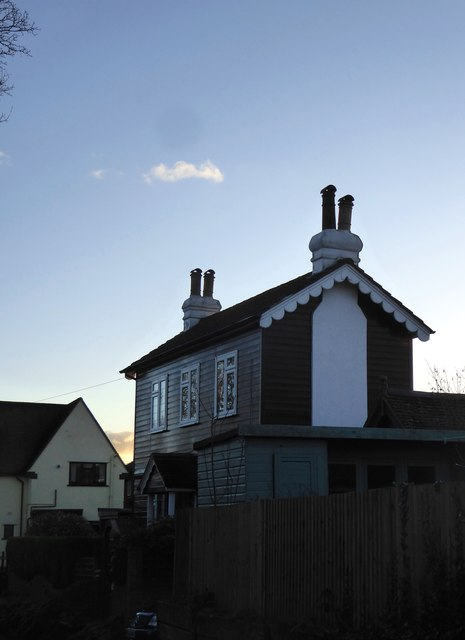 Walton on the Hill: St Peter's Cottage (1)