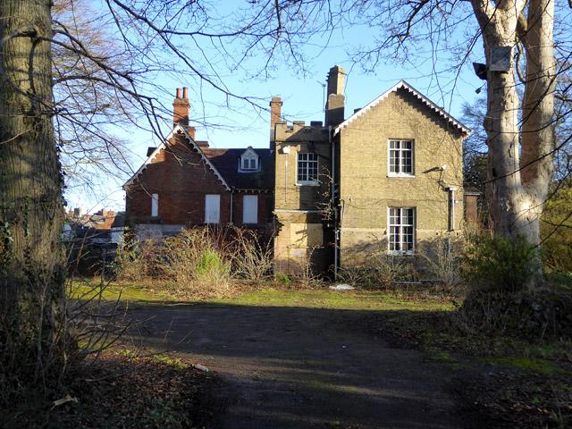 Former Herbert Grey College, Rugby