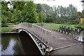 TQ2668 : Wandle Trail crosses the River Wandle by N Chadwick