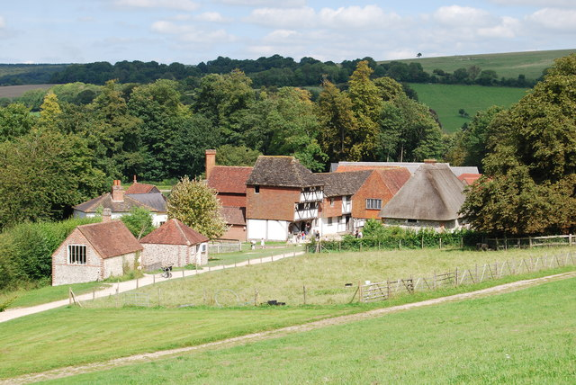 Weald and Downland Living Museum (38)