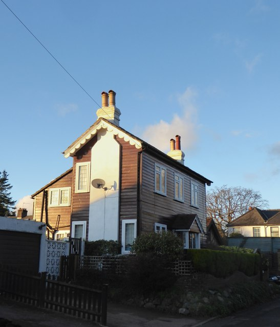 Walton on the Hill: St Peter's Cottage (2)
