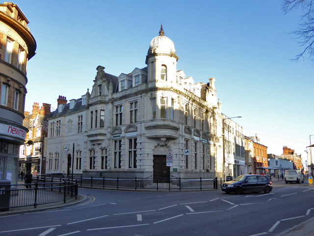 Lloyds Bank, Rugby