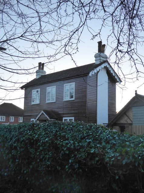 Walton on the Hill: St Peter's Cottage (3)