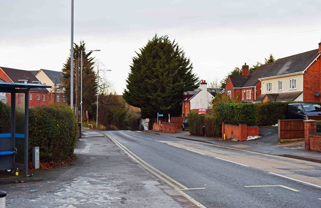 Bromyard Road, St. John's, Worcester