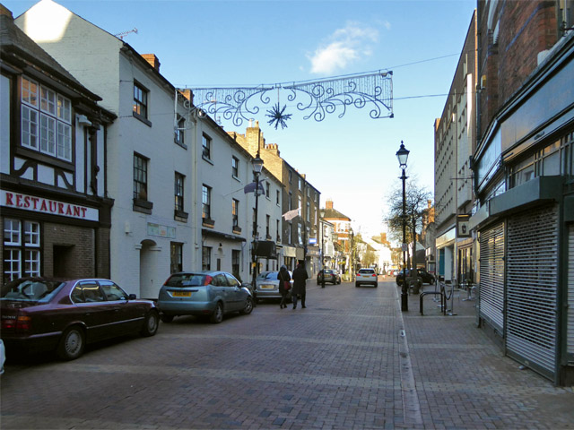 Sheep Street, Rugby
