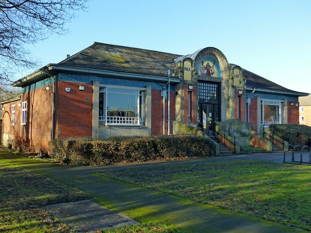 Long Eaton Public Library