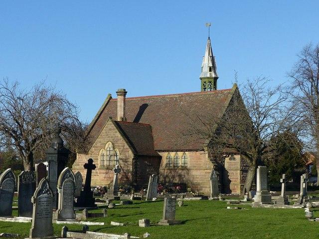 West Park Cemetery Chapels