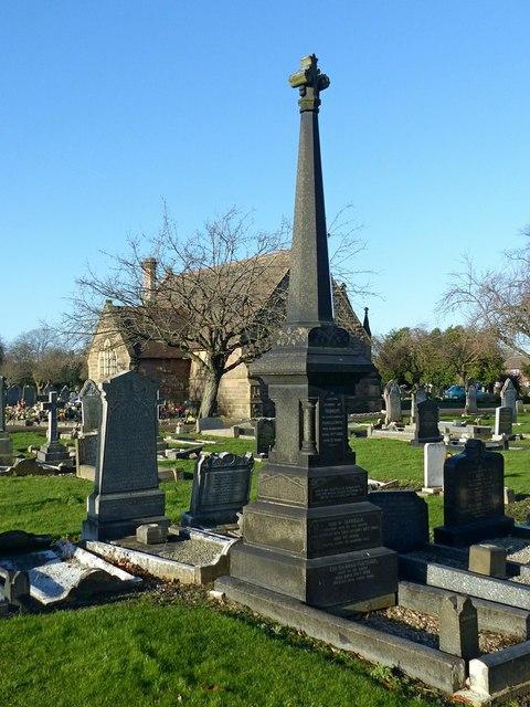West Park Cemetery, Long Eaton
