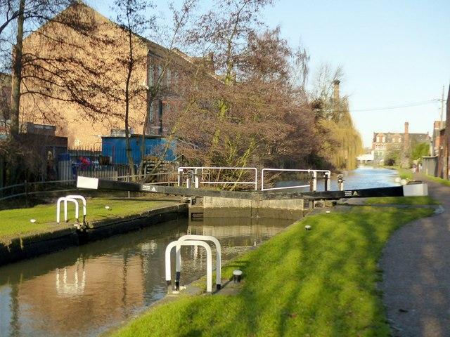 Long Eaton Lock, Erewash Canal
