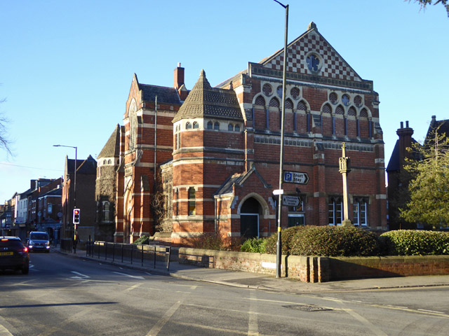 New Big School, Rugby School