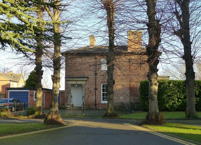 The old rectory, Sawley