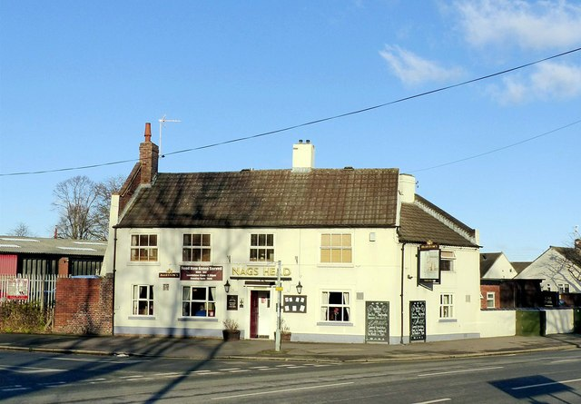 The Nags Head, Sawley