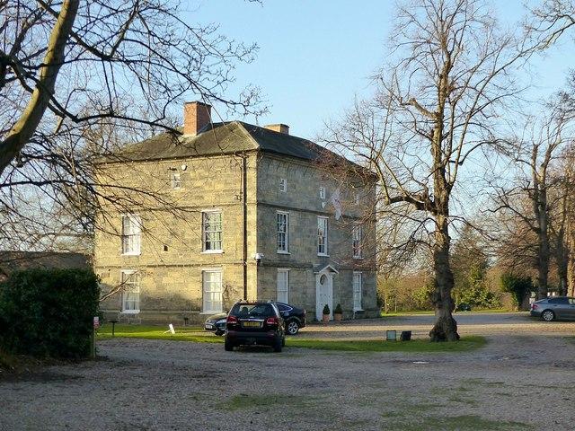 Bothe Hall, Sawley