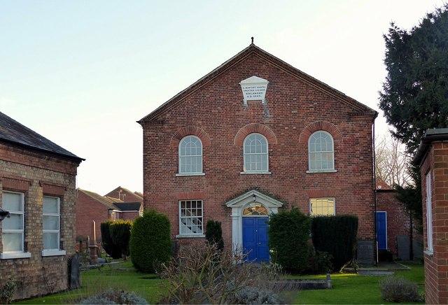 Sawley Baptist Church