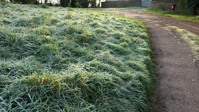 Frost, Stantaway Hill