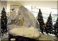 ST5774 : Christmas decorations, Clifton Down Shopping Centre by Derek Harper