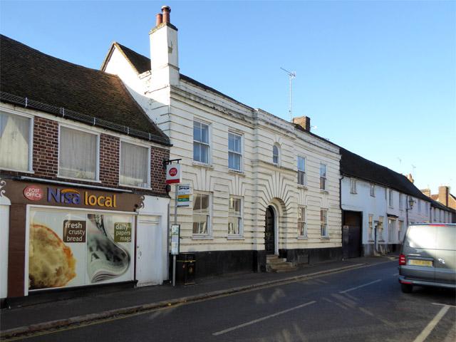 Former inn, Markyate High Street