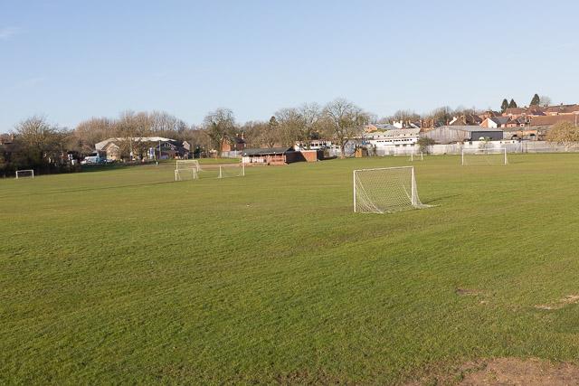 Sports Ground, Bar End