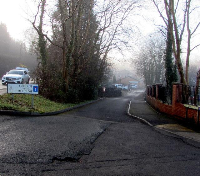 Park Lane, Tonyrefail