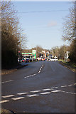 SU4828 : South end of Bar End Road by Peter Facey