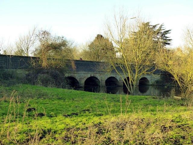 Harrington Bridge, north section