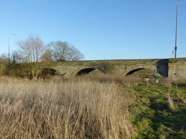 Harrington Bridge, central section