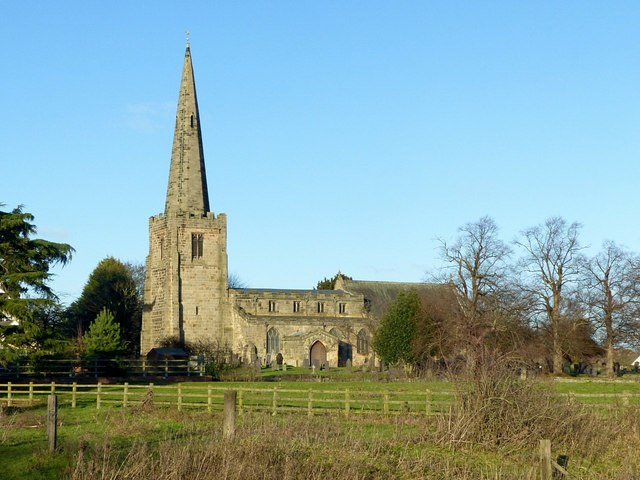 Church of All Saints, Sawley