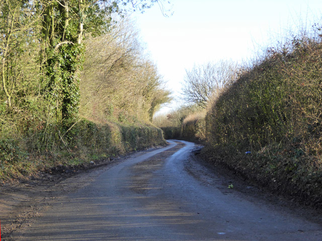Pouchen End Lane