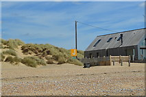 TQ9618 : Camber Sands - meeting point J by N Chadwick