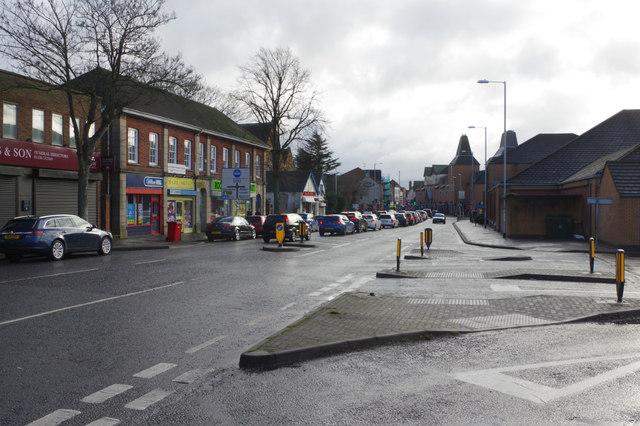 Rockingham Road, Kettering