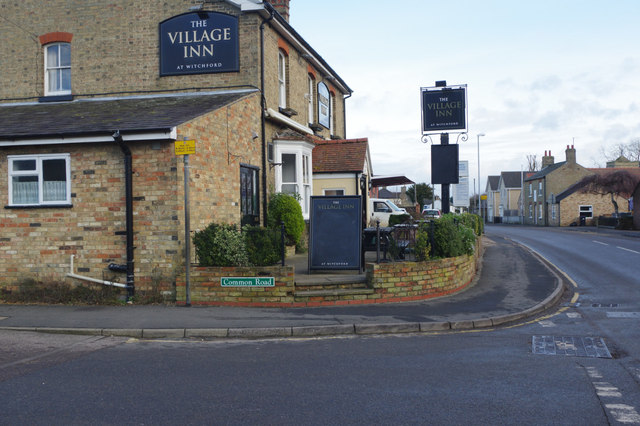 The Village Inn, Witchford