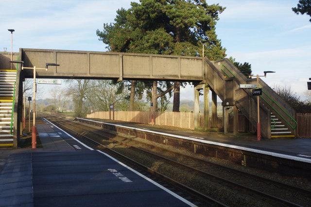 Danzey Station