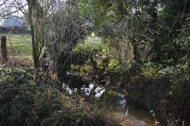 The stream at the ford