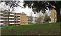 TQ3375 : Birdsall House and Holderness House, Champion Hill Estate, Camberwell, London by Robin Stott