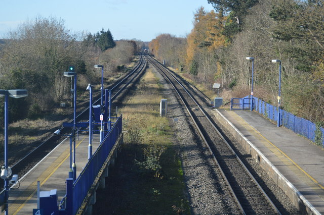 Chiltern Main line, Denham Station