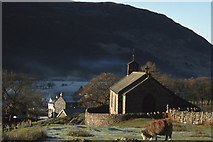 NY1717 : St James' Church, Buttermere by Ian Taylor