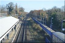 TQ0487 : Denham Station by N Chadwick
