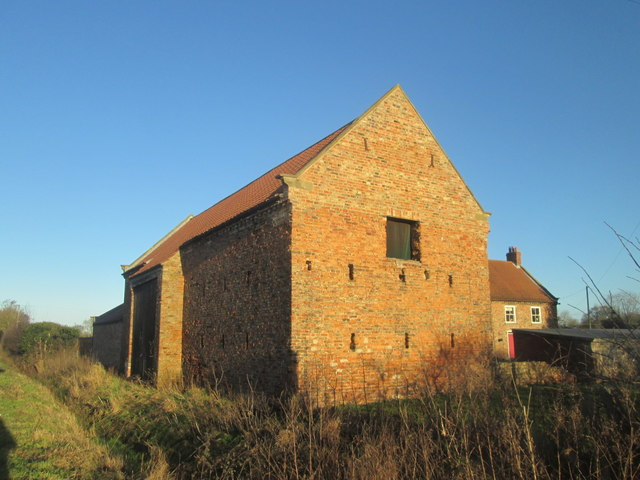 Barn at Bursea Lane Ends