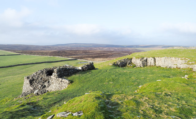 Lime Kiln and quarry adjacent to Crosby Ravensworth Fell