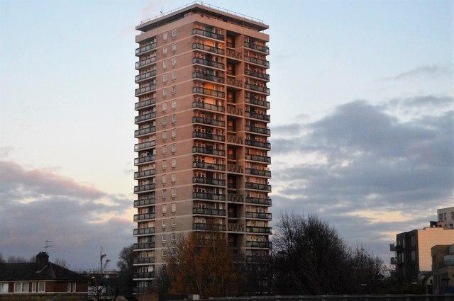 Towerblock, Bermondsey