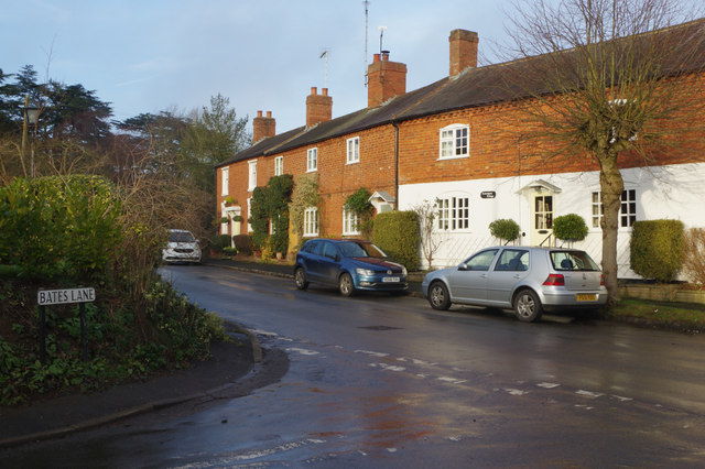 Vicarage Hill, Tanworth-in-Arden