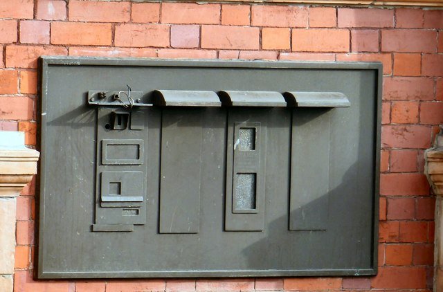 Former Stamp Dispensers C Gerald England Cc By Sa 20 Geograph