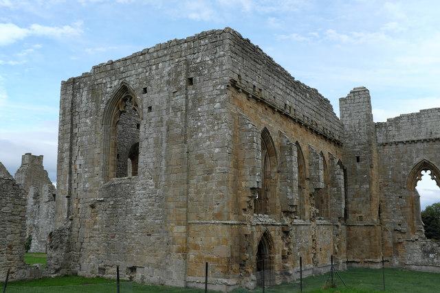 Egglestone Abbey: The Nave