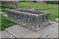 NZ0615 : Egglestone Abbey: Tomb by Bob Harvey