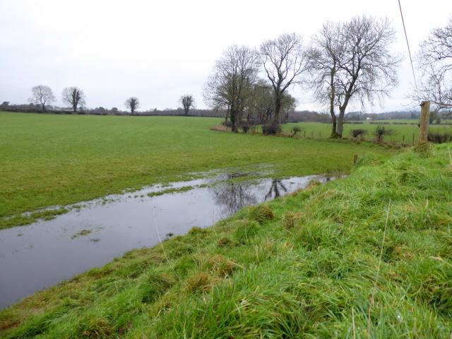 Slight flooding, Lisnagirr