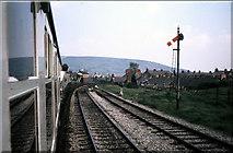 SS8591 : Maesteg South Signal Box by A-M-Jervis