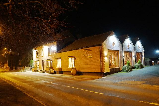Shropshire Inn, Haughton