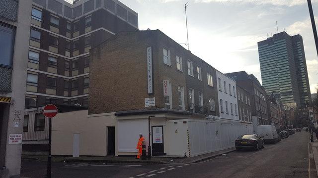 Euston Street, London