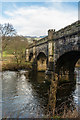 SE0556 : Nidd Aqueduct crossing the River Wharfe by Ian Capper