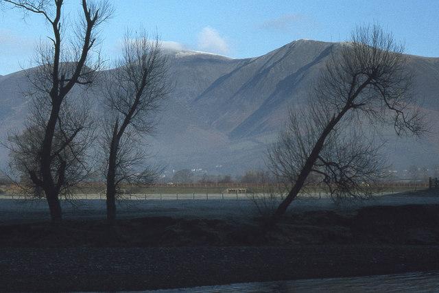 River Derwent flood plain